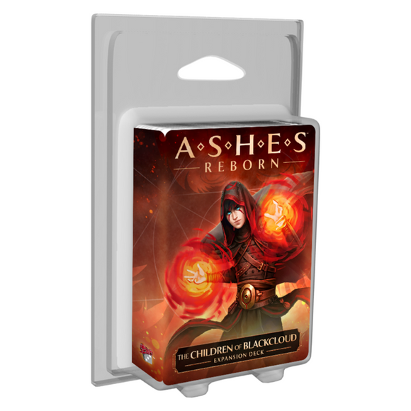 Ashes: Reborn - The Children of Blackcloud Expansion