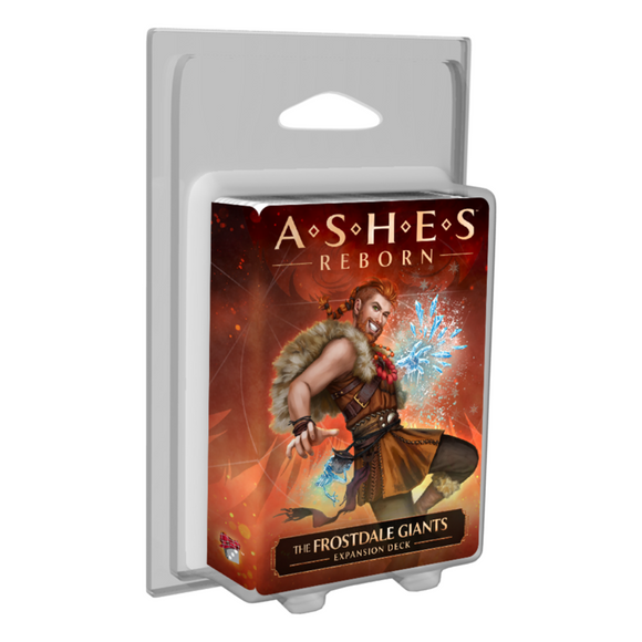 Ashes: Reborn - The Frostdale Giants Expansion