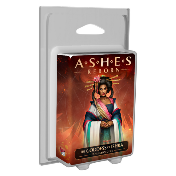 Ashes: Reborn - The Goddess of Ishra Expansion