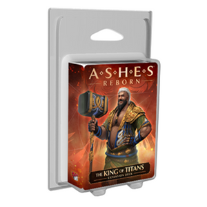 Ashes: Reborn - The King of Titans Expansion
