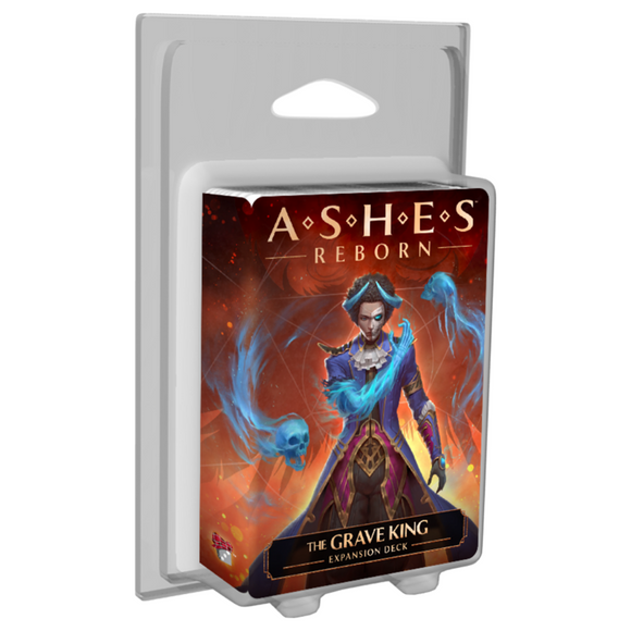 Ashes: Reborn - The Grave King Expansion