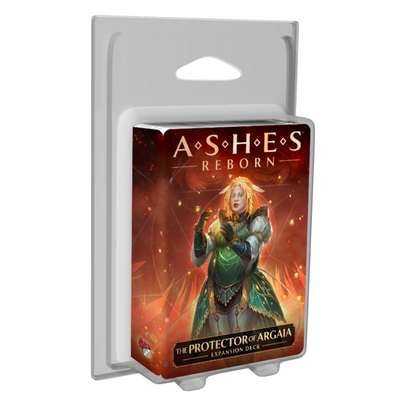 Ashes: Reborn - The Protector of Argaia Expansion