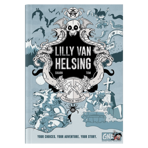 Graphic Novel Adventure: Lilly Van Helsing