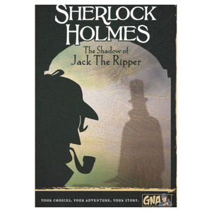 Graphic Novel Adventure: Sherlock Holmes - The Shadow of Jack the Ripper