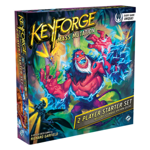 KeyForge: Mass Mutation 2 Player Starter Set