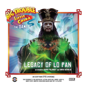 Big Trouble in Little China: The Game - Legacy of Lo Pan