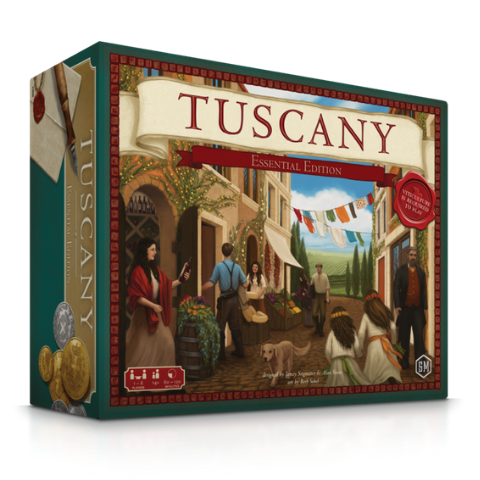 Viticulture: Tuscany (Essential Edition)
