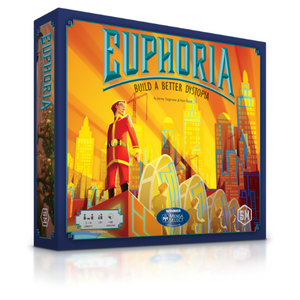 Euphoria with Game Trayz
