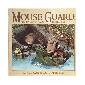 Mouse Guard RPG Boxed Set (2nd Edition)