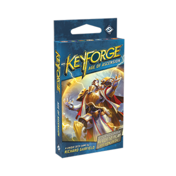 KeyForge: Age of Ascension Custom Deck