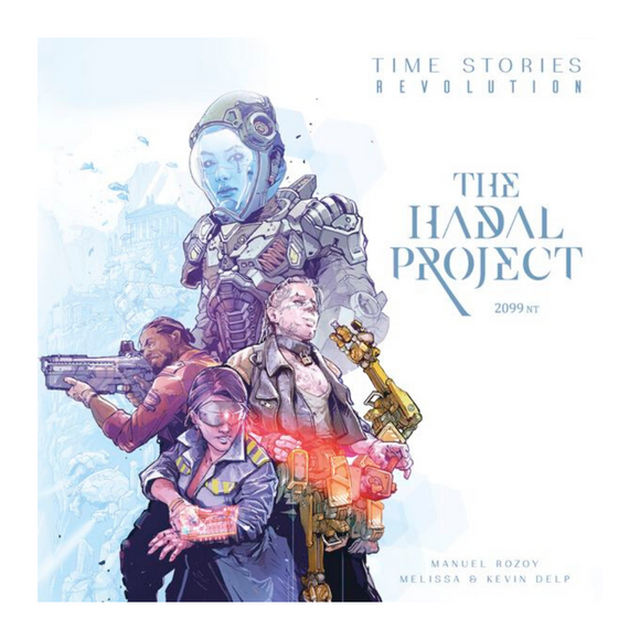 Time Stories: Revolution - The Hadal Project