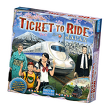 Ticket to Ride: Map Collection 7 - Japan and Italy