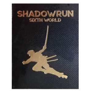 Shadowrun RPG: 6th Edition Limited Edition Core Rulebook