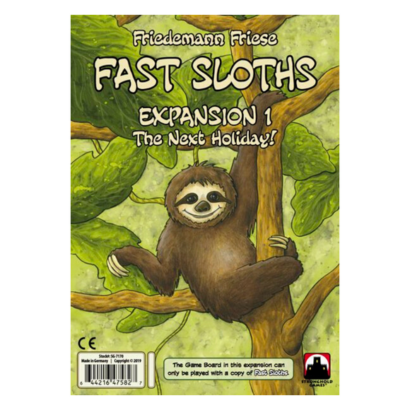 Fast Sloths: The Next Holiday