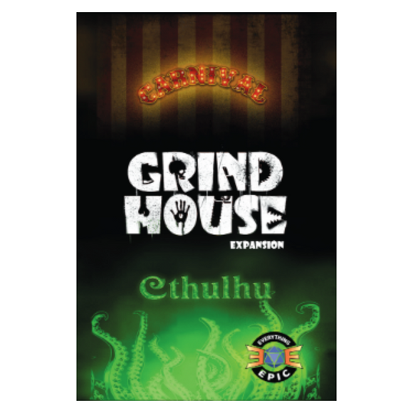 Grind House: Carnival/Cthulhu