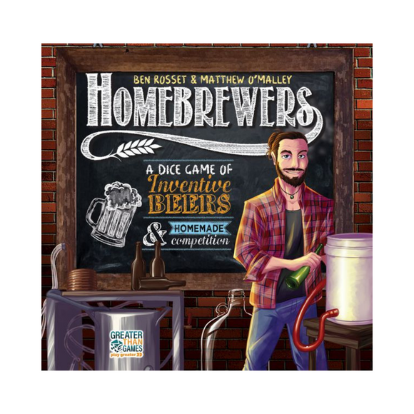 Homebrewers w/ Getting Started Expansion