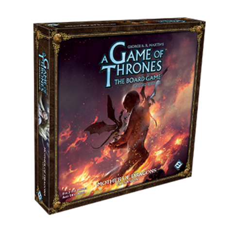 A Game of Thrones: 2nd Edition - Mother of Dragons
