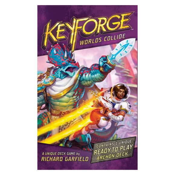 KeyForge: Worlds Collide Unique Deck