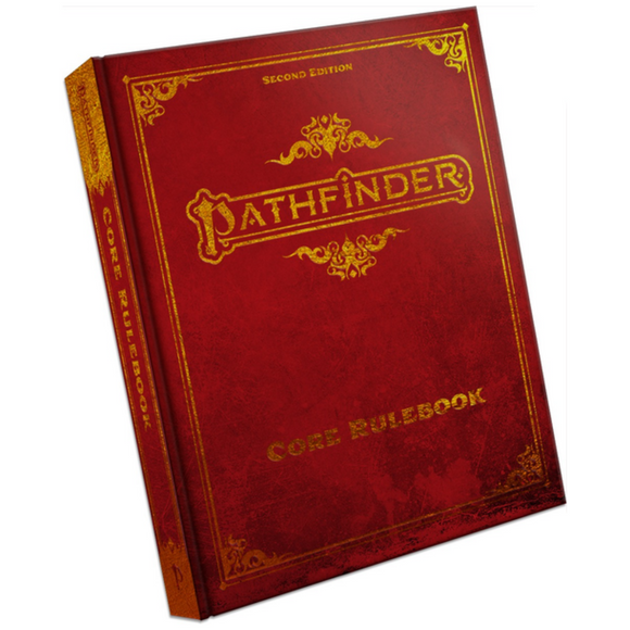 Pathfinder Special Edition Core Rulebook (2nd Edition) Hard Cover