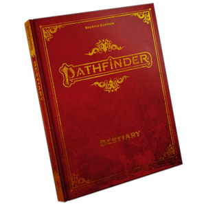 Pathfinder Beastiary  Special Edition (2nd Edition) Hard Cover