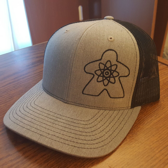 Power to the Meeple Snapback Hat