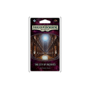 Arkham Horror LCG: The City of the Archives Mythos Pack