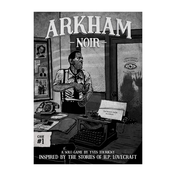 Arkham Noir: Case 1 - The Witch Cult Murders