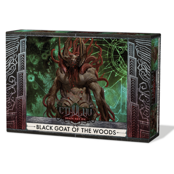 Cthulhu: Death May Die - The Black Goat of the Woods