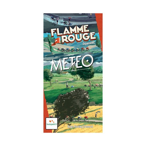 Flamme Rouge: Meteo
