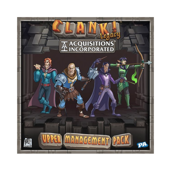 Clank! Legacy - Acquisitions Incorporated Upper Management Pack
