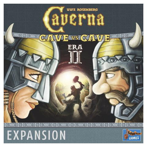 Caverna: Cave vs Cave - Era II Expansion