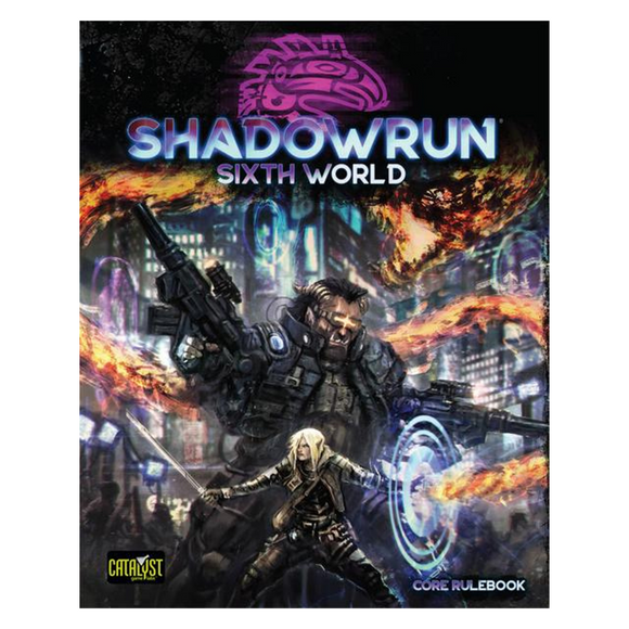 Shadowrun RPG: 6th Edition Core Rulebook