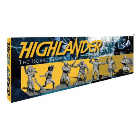 Highlander: The Board Game - Princes of the Universe
