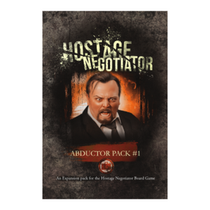 Hostage Negotiator: Abductor Pack 1