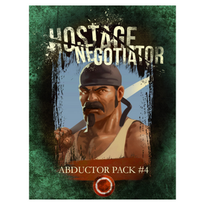 Hostage Negotiator: Abductor Pack 4