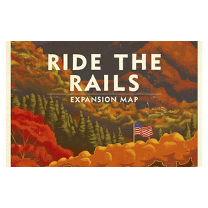 Ride the Rails: France & Germany Map