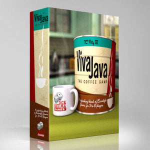 Viva Java: The Coffee Game