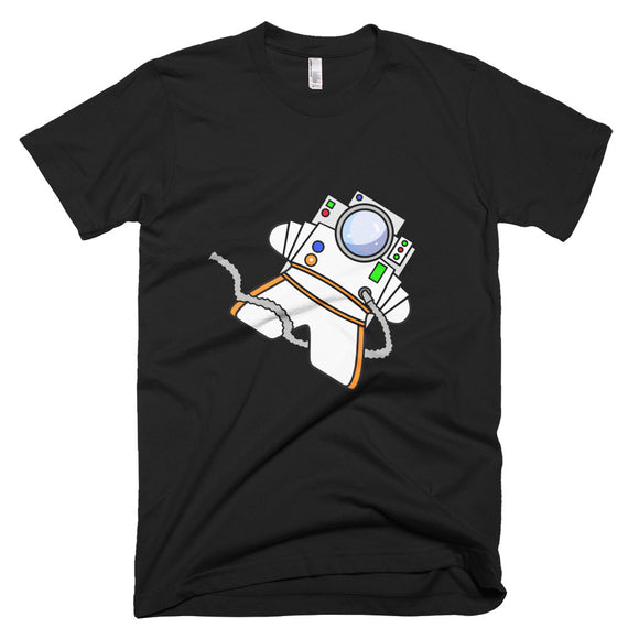 Astronaut Short-Sleeve T-Shirt