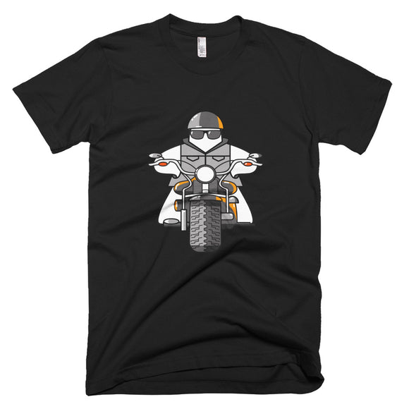 Motorcycle Meeple Short-Sleeve T-Shirt