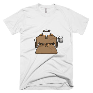 Monk Short-Sleeve T-Shirt