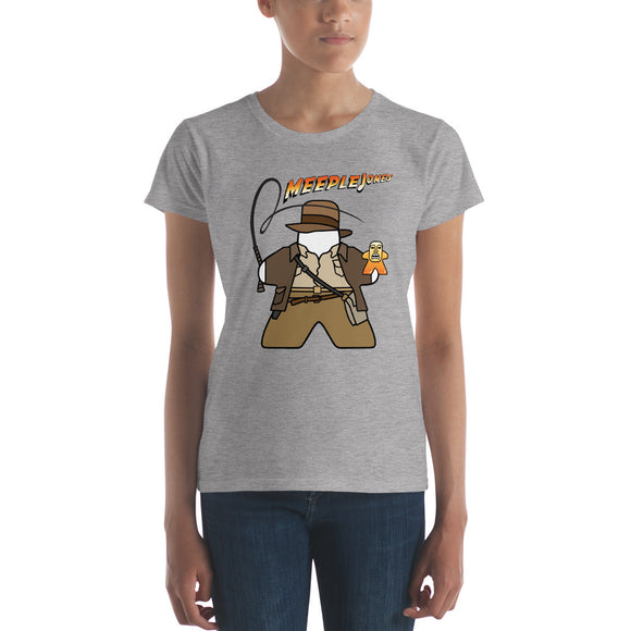 Meeple Jones Women's short sleeve t-shirt