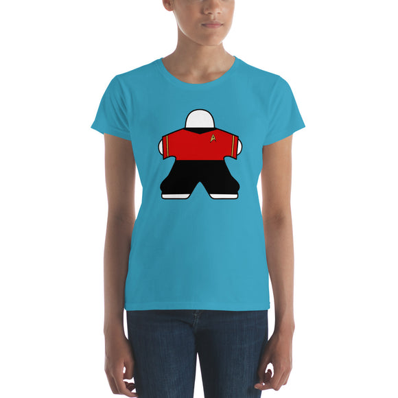 Red Shirt Women's short sleeve t-shirt