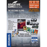 Adventure Games: The Volcanic Island