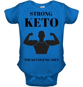 STRONG KETO | BABY & KIDS | PREMIUM GARMENT |