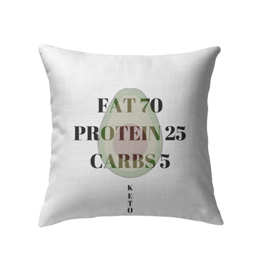 PILLOWS | MEN & WOMEN | FAT70 PROTEIN25 CARBS5