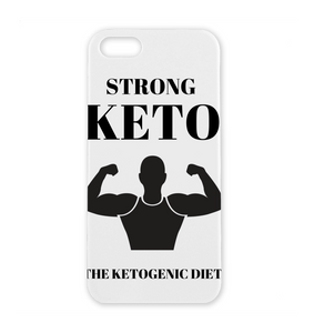 STRONG KETO | MEN & WOMEN | PREMIUM PHONE CASES |