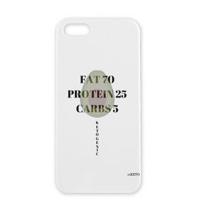 PHONE CASES | MEN & WOMEN | FAT70 PROTEIN25 CARBS5