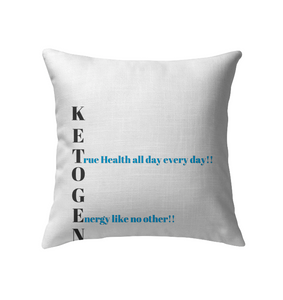 PILLOWS | MEN & WOMEN | VERTICAL KETOGENIC