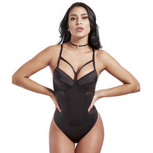 Load image into Gallery viewer, Sexy Women's Bra Slimming bodysuit Butt Booty Lifter With Tummy Body Shaper Control Enhancer Waist Trainer Cincher