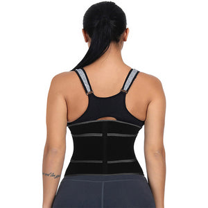 Neoprene Women Waist Trainer High Compression Waist Trimmer Girdle Cinchers Faja Waist Shape Corset  Sweat Waist Trainer